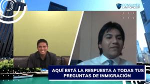 Esta es un a transmisión especial desde el ojo del huracán con nuestros abogados, donde estaremos platicando sobre diversos temas inmigración.