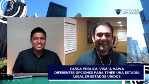 El abogado Rafael Castillo nos explica de qué trata esta regla y como afecta a la comunidad inmigrante. También platicamos sobre otras opciones, como la Visa U y VAWA, para conseguir una estadía legal en Estados Unidos.